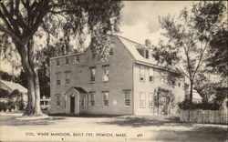 Col. Wade Mansion