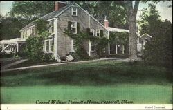 Colonel William Prescott's House