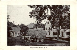First Store In Wilton