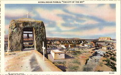 Acoma Indian Pueblo