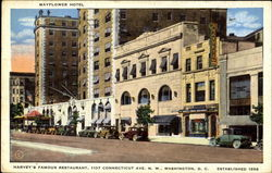 Mayflower Hotel, 1107 Connecticut Ave