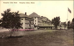 Rangeley Lake Hotel