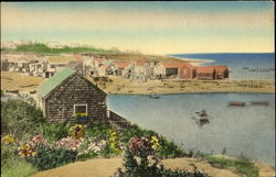 The Fishing Village At Perkins Cove