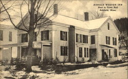 Arnold Weston Inn, Routes 116 & 112