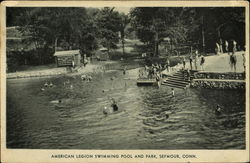 American Legion Swimming Pool And Park
