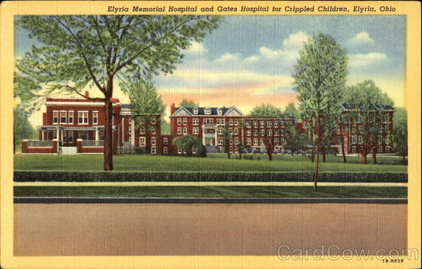 Elyria Memorial Hospital And Gates Hospital Ohio