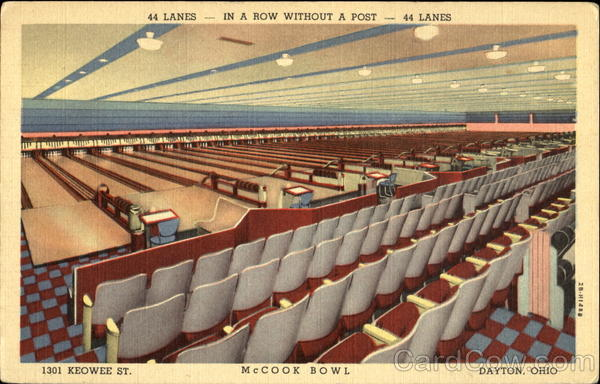 Lanes In A Row Without A Post, 1301 Keowee St Daytona Beach Ohio