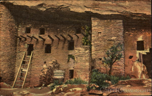 Spruce Tree House And South Section Of The Ruins Manitou Springs Colorado