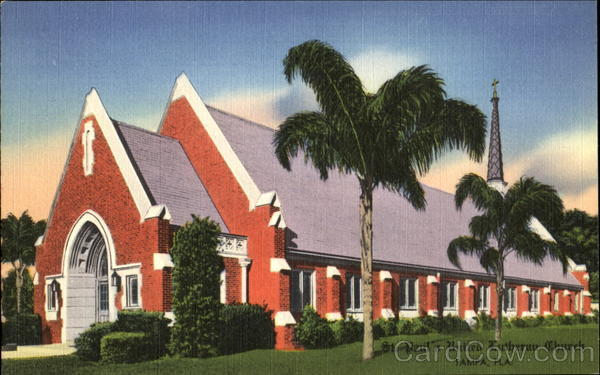 St. Paul's Congregation Of The United Lutheran Church Tampa Florida