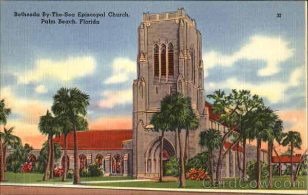 Bethesda By The Sea Episcopal Church Palm Beach Florida