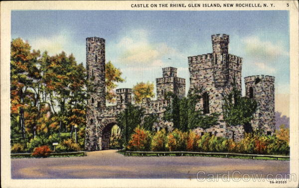Castle On The Rhine New Rochelle New York