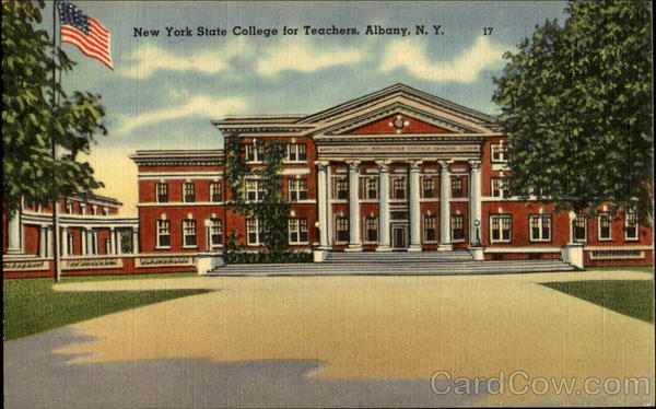 New York State College For Teachers Albany