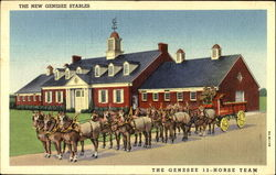 The New Genesee Stables