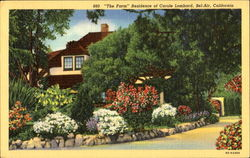 The Farm Residence Of Carole Lombard
