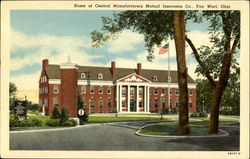 Home Of Central Manufacturers Mutual Insurance Co.
