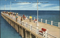 Clearwater Municipal Pier