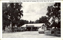 McCabe's Fruit Stand, U. S. Hwys 441 and 27