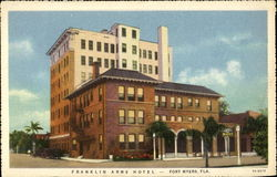 Franklin Arms Hotel, First and Lee Streets