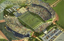 The Orange Bowl Stadium