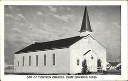 One Of Thirteen Chapels