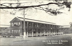 13Th U. S. Infantry A Barracks