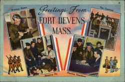 Greetings From Fort Devens