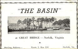 The Basin At Great Bridge, Route 3, Box 234