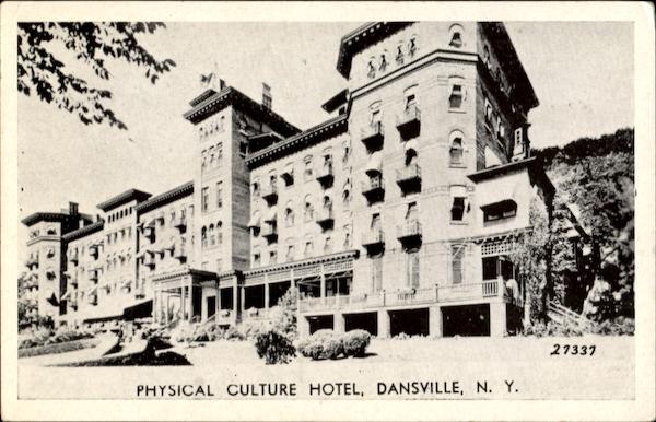 Physical Culture Hotel Dansville New York