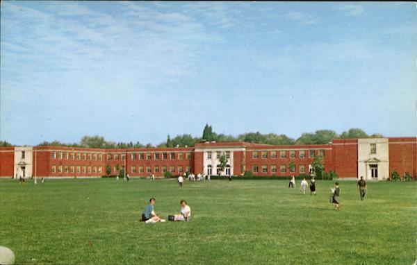 State University Of New York At Fredonia Mail: Fenton Hall State University College Of Education Fredonia, NY