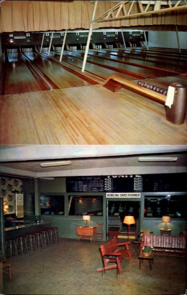 Chatham Bowling Center Cape Cod Massachusetts