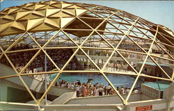 The Golden Dome Postcard