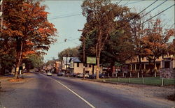 View Of Main Street, Greene County