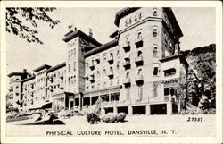 Physical Culture Hotel Postcard