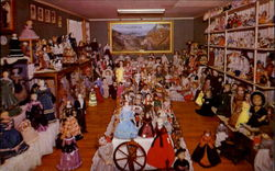 Mary Trimble Doll Collection
