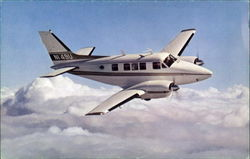 The Beechcraft Queen Air A65