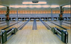 Johnson's Bowling Academy, 2100 Dixwell Avenue