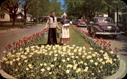 It's Tulip Time In Holland Every Year In May