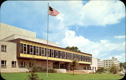South Bend Mishawaka Campus, Indiana University Postcard