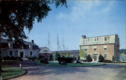 The Museum Yard, Mystic Seaport