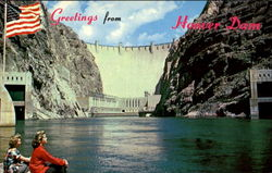 Greetings From Hoover Dam