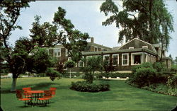 Holland House Inc.,, 1473 Warwick Ave Postcard