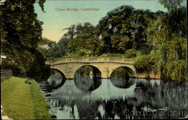 Clare Bridge Cambridge Massachusetts