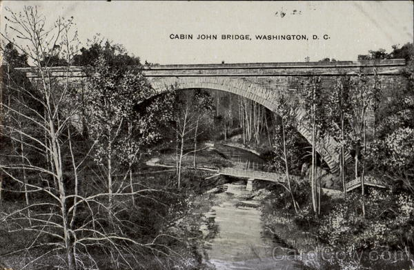 Cabin John Bridge Washington District of Columbia