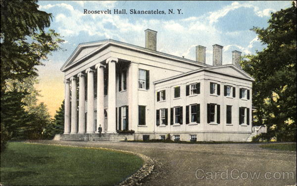 Roosevelt Hall Skaneateles New York