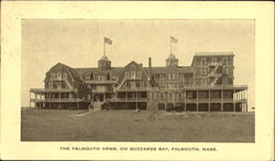 The Falmouth Arms On Buzzards Bay