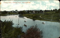 Dorney Park, Boating Pond