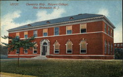 Chemistry Bldg, Rutgers College