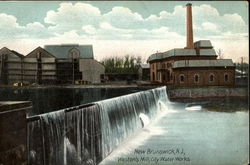 Weston's Mill City Water Works