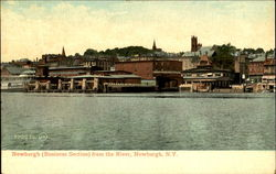 Newburgh From The River