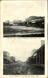 Front And Main Streets